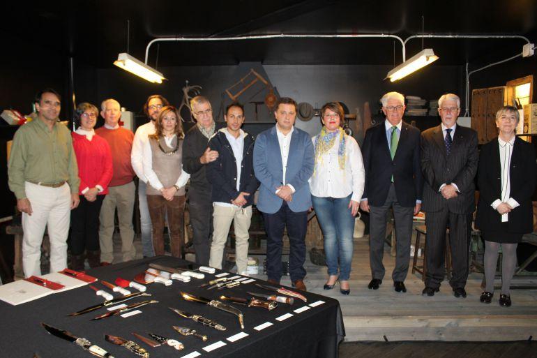 Más de 30 nuevas piezas para el Museo de la Cuhillería