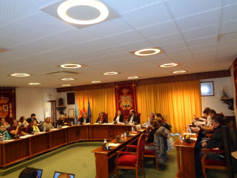 La corporación debatió sobre el estado del municipio en esta sesión monografica