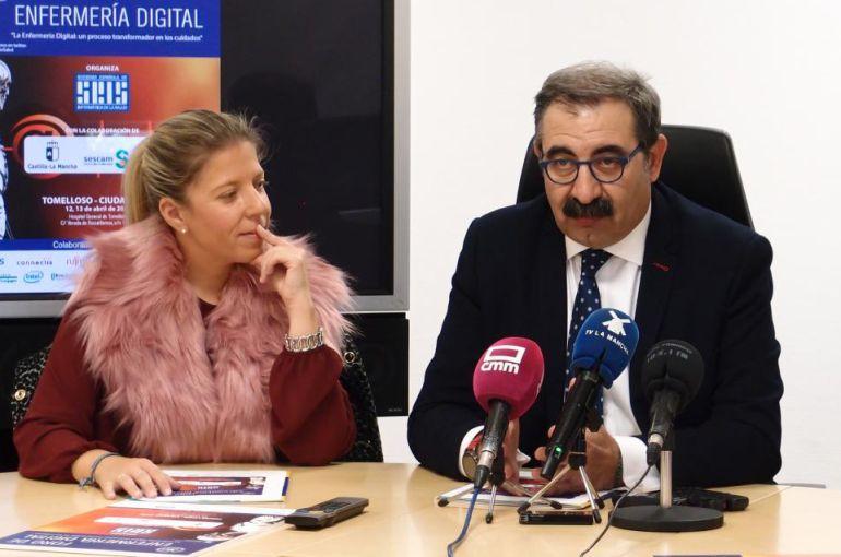 """Fernández Sanz: """"Han aumentado un 25% las intervenciones quirúrgicas en Tomelloso en lo que va de legislatura"""""""