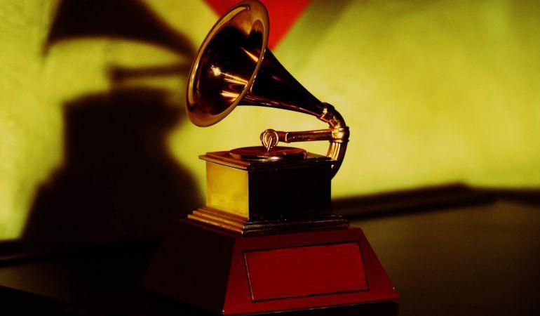 Imagen de la estatuilla de los Grammy Latino