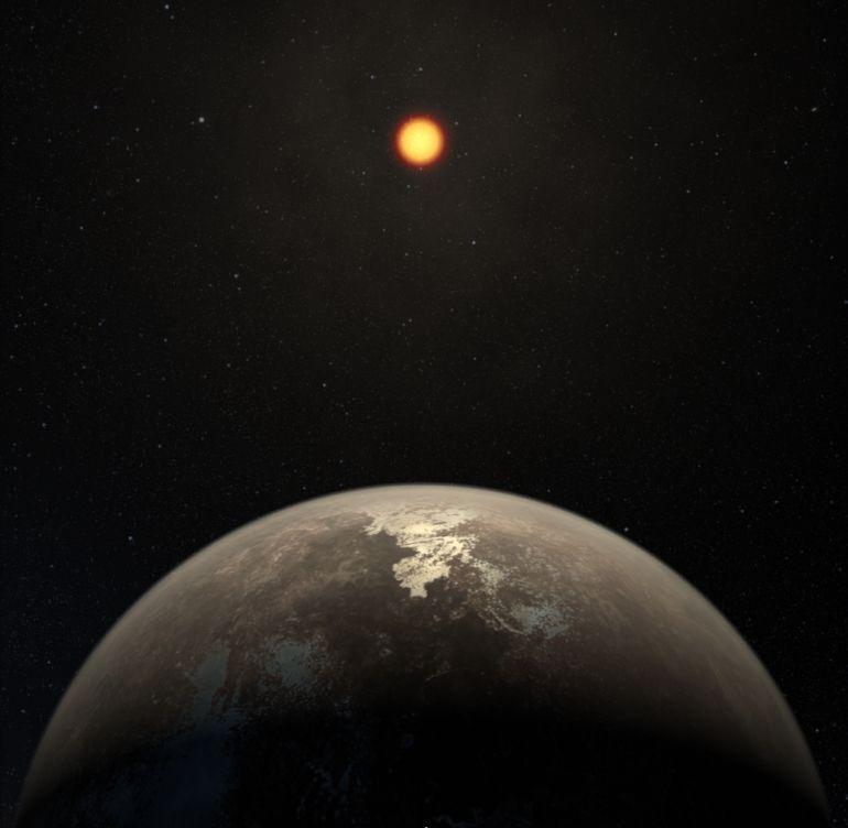 Una nueva 'Tierra' a solo 11 años luz