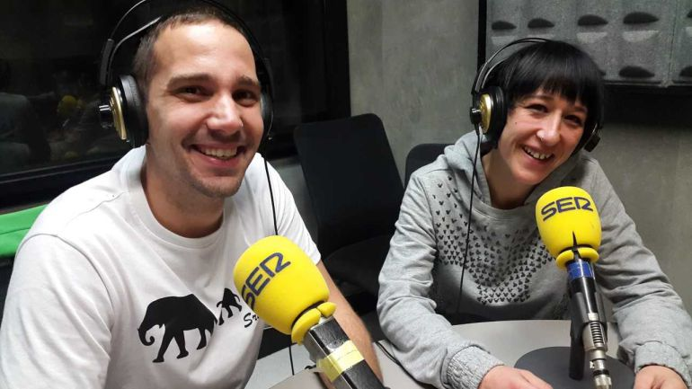 Iván y Eider, de 'Marcan Huella'
