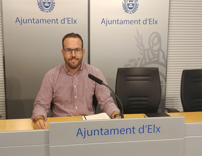 Héctor Díez, concejal de Empleo