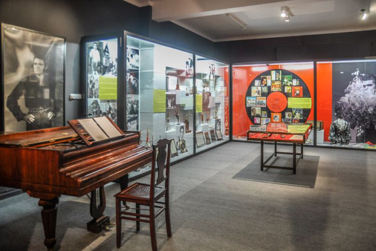 Colección Pedrito Rico, propiedad municipal