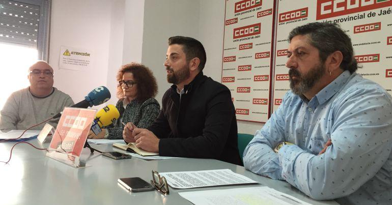 Condenan a la administración general del estado por vulneración de derechos fundamentales tras la demanda interpuesta por CCOO