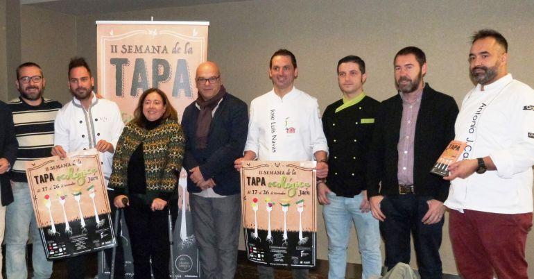 Del 17 al 26 de noviembre se celebra en Jaén la segunda edición de la Semana de la tapa ecológica