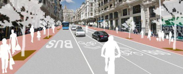 Sigue en directo Madrid Futura: El centro de Madrid cambia. ¿Estás preparado?