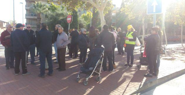 Las obras de soterramiento ya están en marcha en Murcia