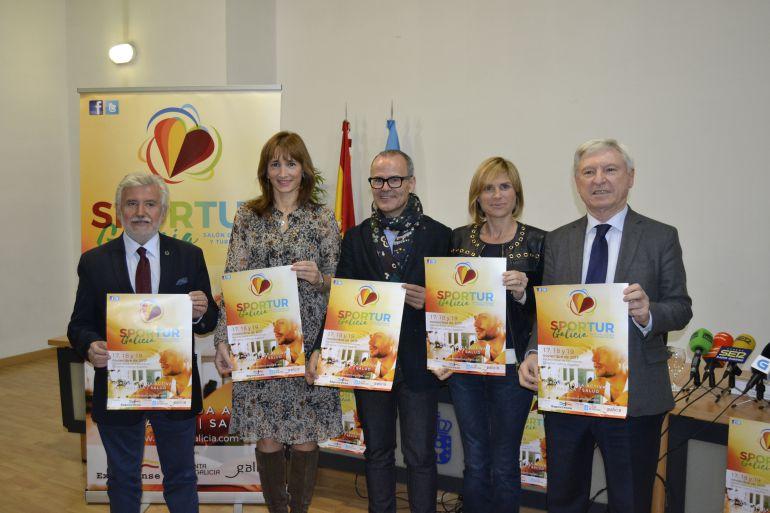 """""""Sportur"""" se celebrará en el recinto Ferial de Expourense entre los días 17 y el 19 de noviembre."""