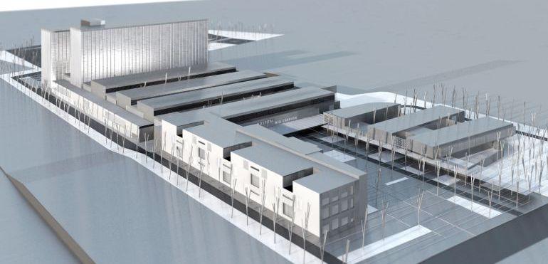 Nuevo hospital de Palencia