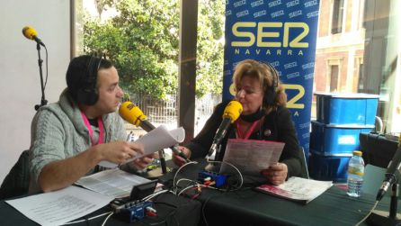 Mamen Oroz, Jefa de la Sección de Promoción Cultural e Innovación del Gobierno de Navarra