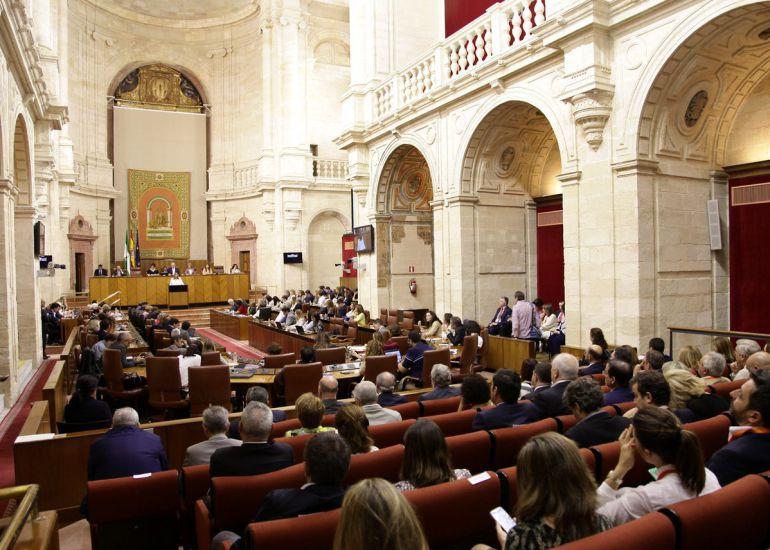 Díaz comparece en el Debate sobre el Estado de la Comunidad