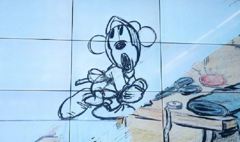 Caixaforum estrena en Sevilla la exposición sobre Disney: El arte de contar historias