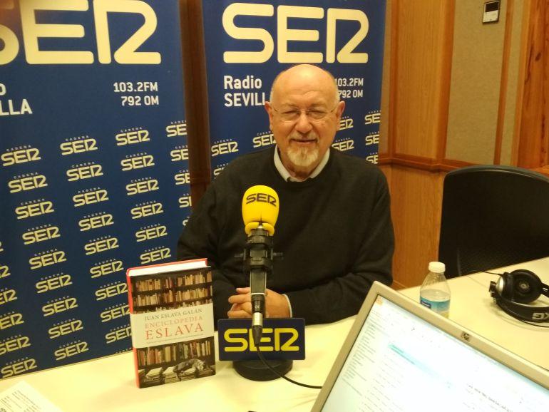 Eslava Galán propone cultura en su nuevo libro