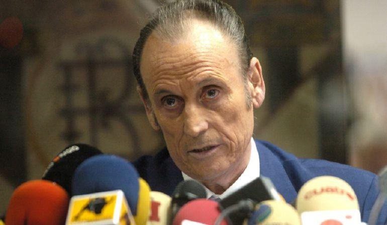La Audiencia suspende 'sine die' el juicio a Lopera por la enfermedad del expresidente del Betis