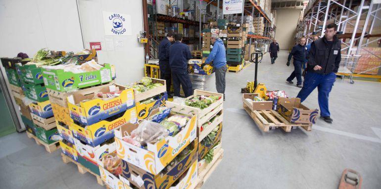 El Banco de Alimentos prepara la Gran Recogida