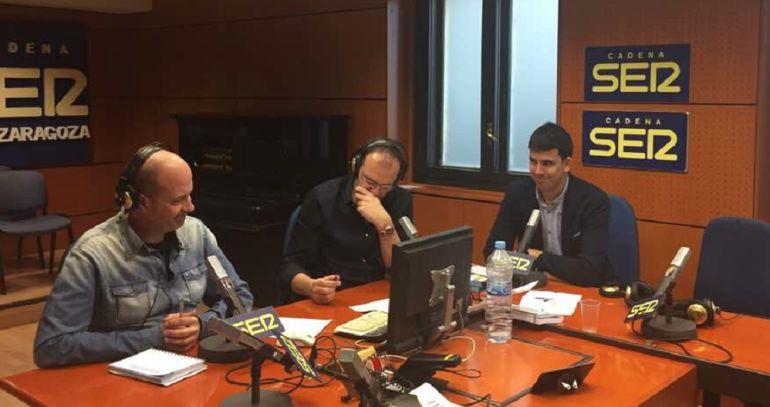 El espacio de la Fundación Piquer, en Hoy por Hoy Zaragoza
