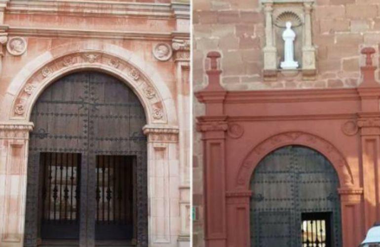 Técnicos de Patrimonio visitan en Alcázar de San Juan la iglesia de San Francisco