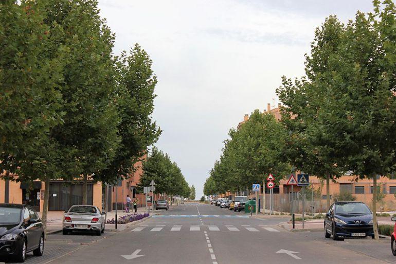 Calle de Valdeluz