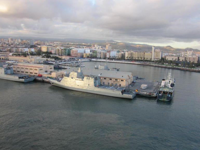 Defensa creará este mes una comisión que estudie el traslado de la Base Naval