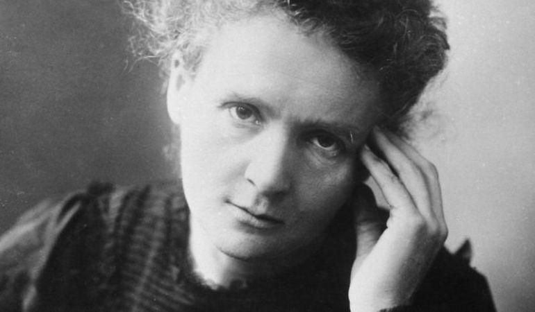 Madame Curie fue todo un personaje de su tiempo y un refente no solo científicio sino para las mujeres