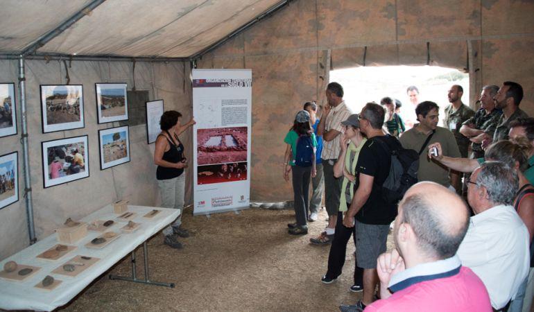 Las Jornadas Arqueológicas reúnen a expertos y aficionados a la historia del municipio y la región