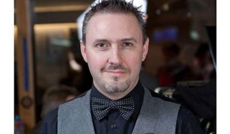 Frederic Caudron, Campeón del mundo de Billar a tres bandas en Bolivia