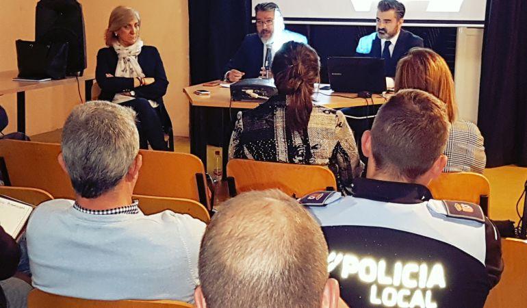 Presentación del sistema de verificación mundial de documentos en Brunete