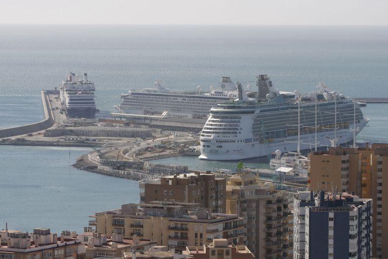 Turismo en el puerto de Málaga: La Costa del Sol apuesta por un ferry Málaga-Tánger para atraer turistas de Marruecos