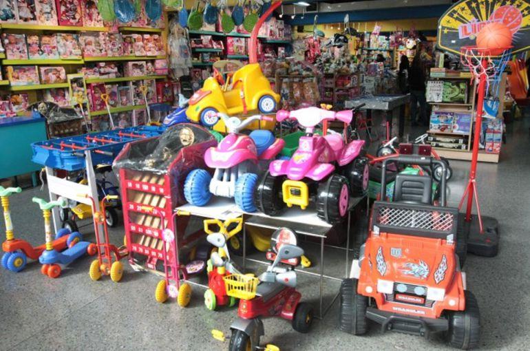 Los juguetes donados por particulares deben ser nuevos
