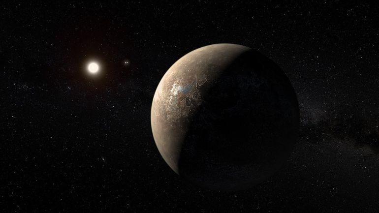 El año pasado se descubrió un exoplaneta similar a la Tierra y ahora, el menorquín Guillem Anglada Pons ha descubierto un cinturón de polvo de roca y hielo que sugiere que hay todo un sistema de planetas asociados a esta estrella cercana
