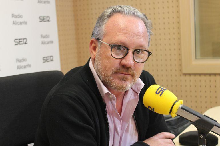 Javier Fur, presidente del Círculo de Economía