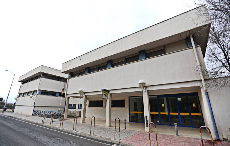 Sede de la Policía Local de Elda
