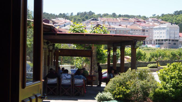 Restaurante Os Pendellos, en Chantada