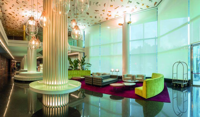 Reforman el primer hotel que obtuvo las cinco estrella en Valencia ...
