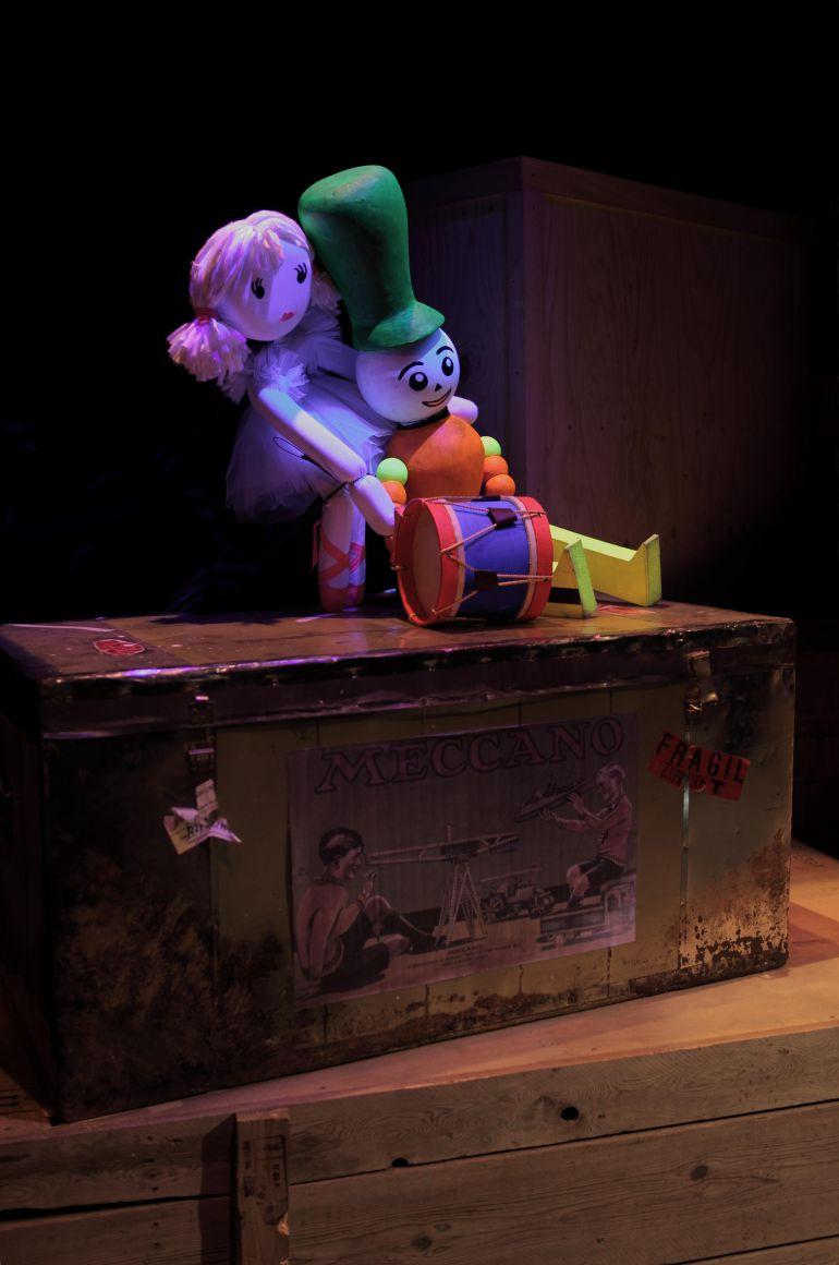 Marioneta de 'El Desván de los Juguetes'