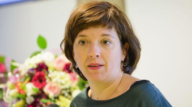 La tinent d'alcalde de l'Ajuntament de Barcelona, Laia Ortiz