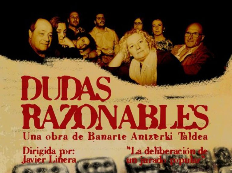 La obra de teatro Dudas razonables llega a la Casa de la Cultura de Herrera