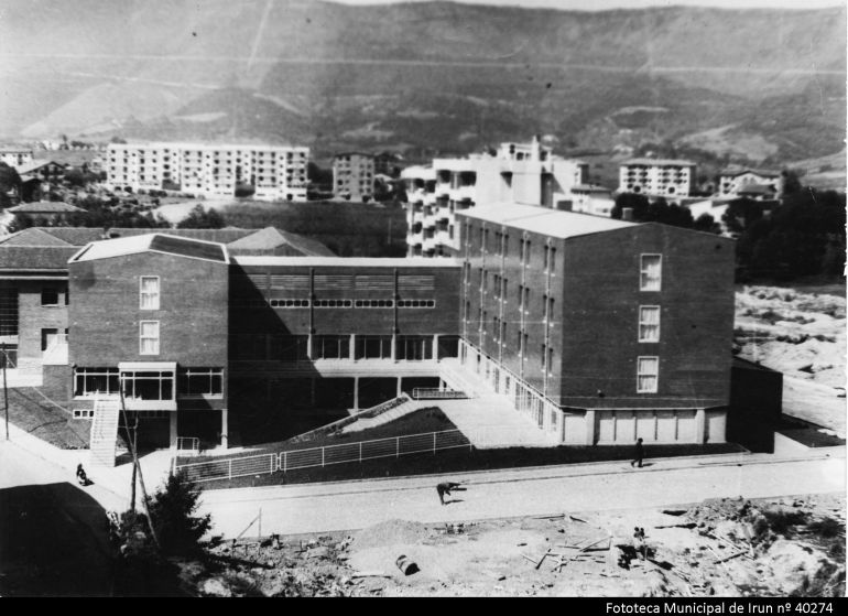 Principio de acuerdo para la recuperación del edificio de Inmigración de Irun