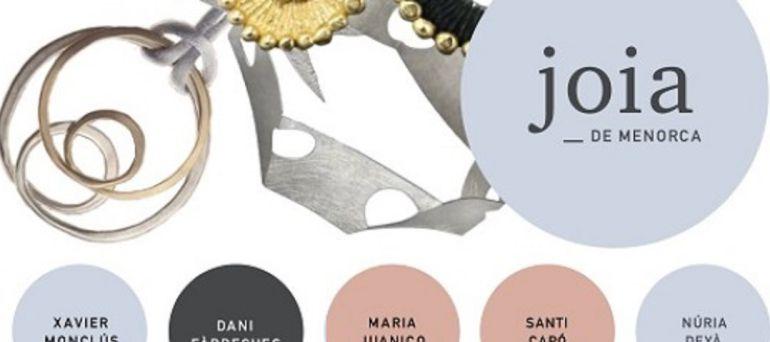 Cinco joyeros menorquines promocionan su trabajo