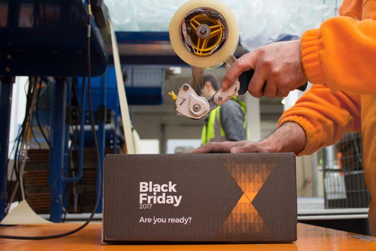 El Black Friday de PcComponentes arranca con un 40% más de ofertas que en 2016