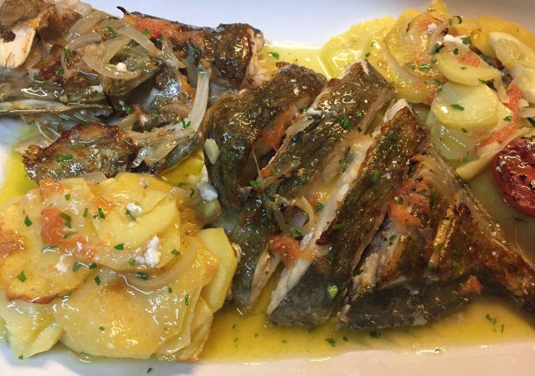 Un pescado de La Solana, en Ribadeo