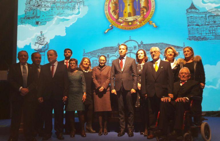 Lorca distingue a SEPOR y a sus mejores vecinos
