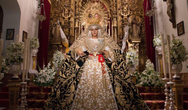 La Virgen de la Esperanza de Triana