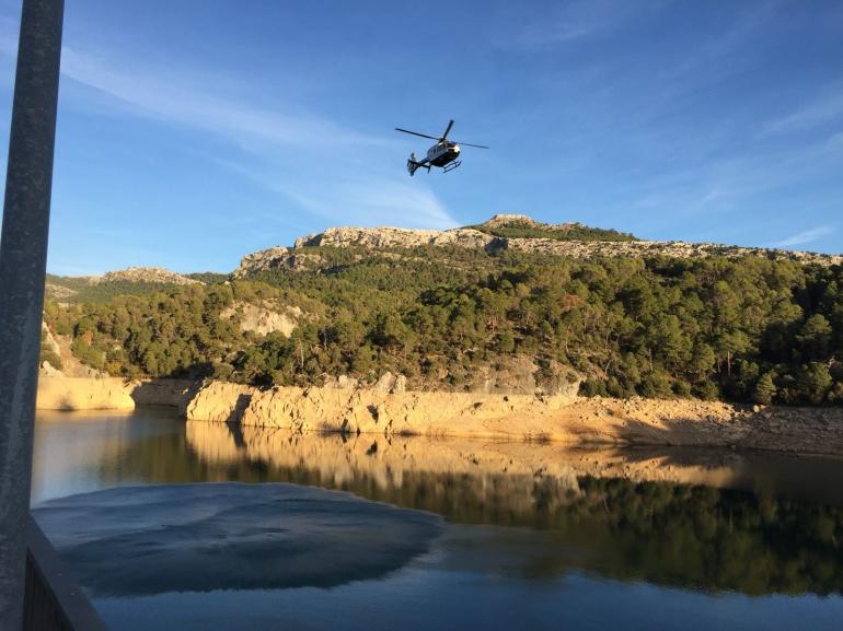 Encuentran en el agua el cuerpo del hombre que desapareció el domingo por la mañana