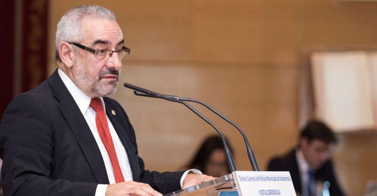 Horacio Rico, portavoz Ciudadanos Alcobendas en el Debate del Estado de la Ciudad