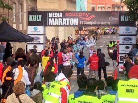 Ediciones anteriores de la Media Maraton El Campello