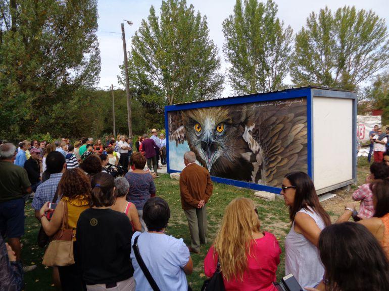 Tubilla del Lago mostrará su nueva Ruta de los Murales a los participantes del encuentro de empresarios turísticos