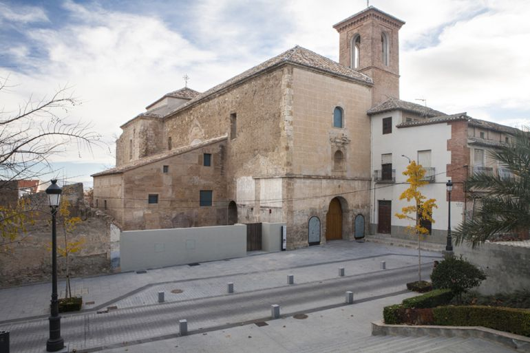 Antigua Iglesia de San Jerónimo de Baza