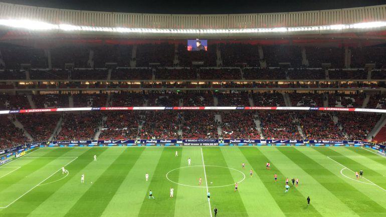 El Elche C.F. no pudo dar la sorpresa en el Wanda Metropolitano
